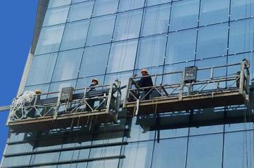 2 personas troses platforma zlp630 ar čuguna pretsvaru