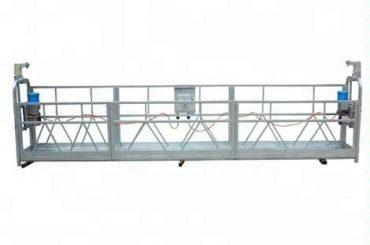 Lētas cenas Piekaramās piekļuves platforma / piekaramā piekļuve gondola / piekaramā piekļuves šūpulis / piekaramā piekļuve šūpoles posms