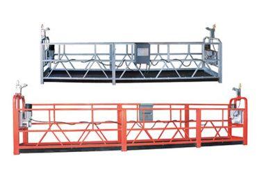 10m tērauda / alumīnija piekares iekārtas zlp1000 3 personām