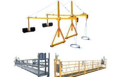 karsts pārdošanas panākums apturēta tērauda skartā piekļuves platforma zlp630, zlp800, zlp1000