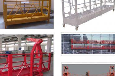 800 kg krāsotas / karsti cinkotas / alumīnija sakausējuma piekares iekārtas zlp800