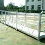 dažāda veida elektriskā celtniecības darba platforma štropju pacēlājs