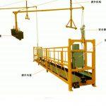 rūpnīcā pārdod labas kvalitātes elektrisko pacēlāju piekares platformai no tiešā ražotāja