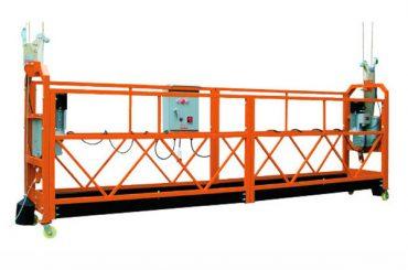 2.5M x 3 sekcijas 1000kg Piekares pacēlājs Pacelšanas ātrums 8-10 m / min