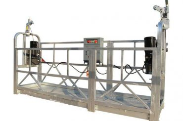 ce / izo apstiprināts zlp elektriskā konstrukcija / ēka / ārējā siena piekarināmā platforma / šūpulis / gondola / šūpoles posms / debess augstums
