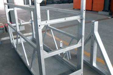 augstās drošības virves platformas pacēlāji uzstādīšanas platforma zlp630 zlp800 zlp1000