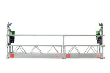 220v / 60hz vienfāzes virve piekares platforma zlp500 zlp630 zlp800 zlp1000
