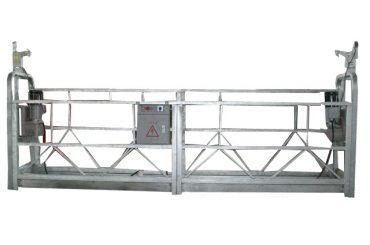 kustama drošinātāja trošu platforma zlp500 ar nominālo ietilpību 500kg