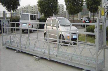 ZLP630 virvju platforma / elektriskā šūpoles pakāpe / sastatnes logu tīrīšanas mašīnai