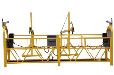 piekarināmie stiepļu troses platformas logu tīrīšanas iekārtas (2)