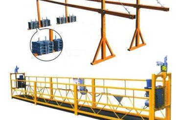 apturētas piekļuves platformas, darba platforma ce scp350 / 23s