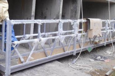 augsta drošinātājvirsmas piekares platforma pacelšanas augstums 300m glezniecībai